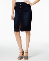 Lee Platinum Lee Platinum Petite Willow Denim Pencil Skirt, A Macy's Exclusive