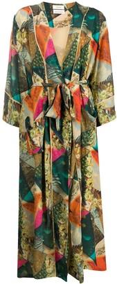 CHUFY Killa robe coat