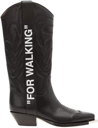Off-White Off White for Walking Cowboy Boot