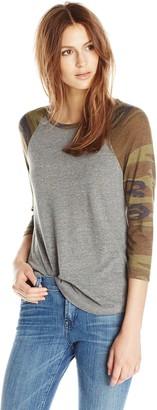 Alternative Women's Eco Jersey Baseball T Shirt