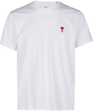 Ami de Coeur Embroidered T-Shirt
