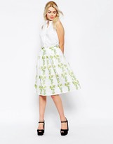 Traffic People Dreaming of Days Prom Skirt