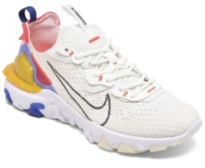 Nike Women's React Vision Running Sneakers from Finish Line
