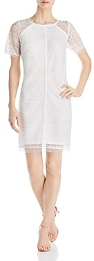 Adrianna Papell Lace Shift Dress - 100% Exclusive