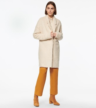 Marc New York   Final Sale Chatham Wool Boucle Cardigan Coat