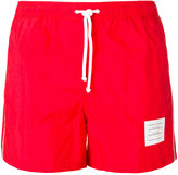 Thom Browne classic swim shorts - men - Polyamide - 0