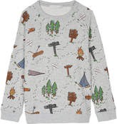Stella Mccartney Billy Cotton Sweatshirt 4-16 Years