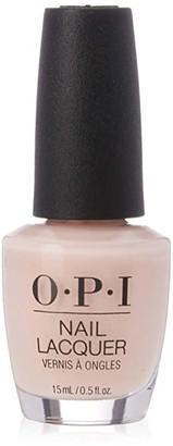 OPI Nail Polish, Nail Lacquer, Neutral / Nude Nail Polish, 0.5 fl oz