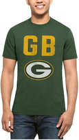 '47 Men's Green Bay Packers City Style Splitter T-Shirt