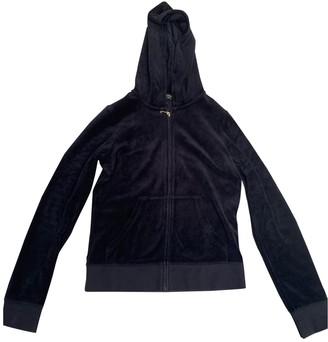 Juicy Couture Black Cotton Jackets