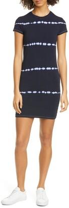 ATM Anthony Thomas Melillo Tie Dye Baby T-Shirt Dress