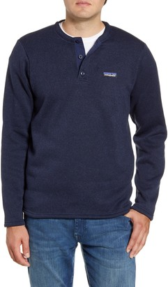 Patagonia Better Sweater(R) Henley Pullover