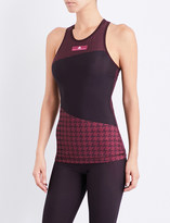adidas by Stella McCartney Training Miracle Sculpt stretch-jersey top