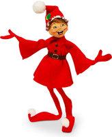 Annalee Winter Berry Red Elf Figurine