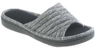 Isotoner Women's Space Knit Andrea Clog Slipper