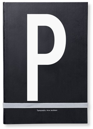 Design Letters Personal Notebook P