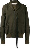 Damir Doma hooded jacket - men - Cotton/Polyamide/Spandex/Elastane - S