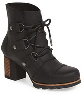 Sorel Women's 'Addington' Waterproof Lace-Up Bootie