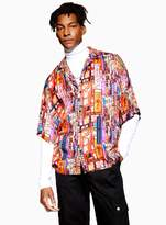 TopmanTopman JADED Sign Printed Shirt*