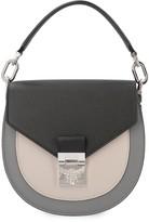 MCM Patricia Color Block Crossbody Bag