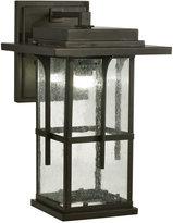 Dale Tiffany Clark Bronze Lantern