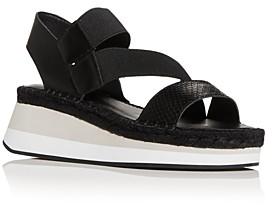 Donald J Pliner Women's Sadie Slingback Wedge Sandals