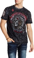 Affliction Iroquois Reversible Tee