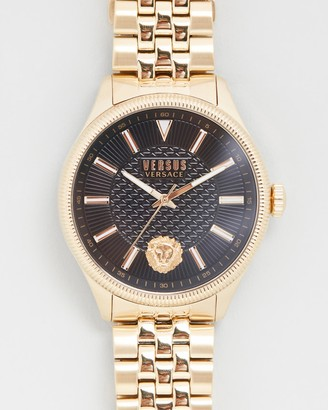 Versus By Versace Men's Gold Analogue - Colonne 45mm - Size One Size at The Iconic
