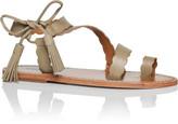 Zimmermann Scallop Tie Flat