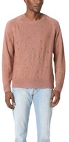 Our Legacy Moth Round Neck Linen Sweater