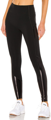 Spanx Gloss Pocket Legging