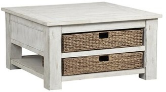 Highland Dunes Mcmaster Coffee Table with Storage