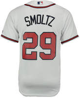 Majestic Men's John Smoltz Atlanta Braves Cooperstown Replica Cb Jersey