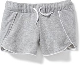 Old Navy French-Terry Tulip-Hem Shorts for Girls