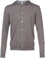 Eleventy buttoned cardigan - men - Silk/Merino - S