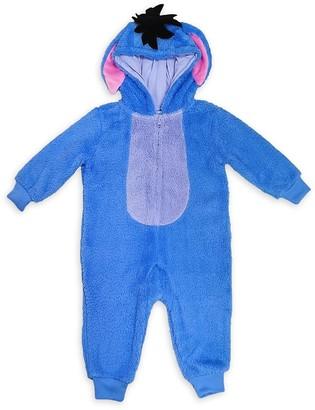 Disney Eeyore Fleece Costume Romper for Toddlers