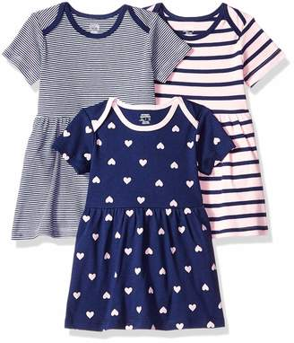Amazon Essentials Baby 3-Pack Dress