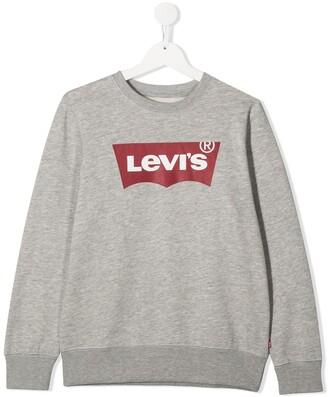 Levi's TEEN logo sweatshirt