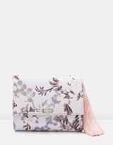 Forever New Fleur Jacquard Crossbody Bag