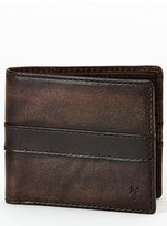Frye Men's 'Oliver' Leather Billfold Wallet - Beige