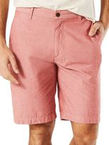 Dockers Solid Classic-Fit Shorts