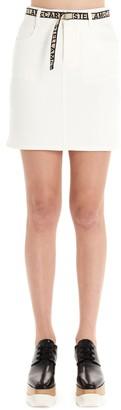 Stella McCartney Logo Belt Skirt