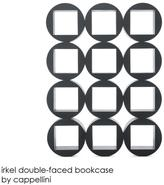 Cappellini - irkel double-faced bookcase by lloyd schwan for cappellini