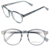 Derek Lam Women's 48Mm Optical Glasses - Black Brown
