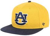 '47 Auburn Tigers Sure Shot Snapback Cap