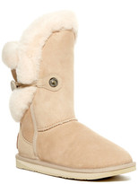 Australia Luxe Collective Nordic Angel Short Genuine Shearling Boot