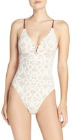Nanette Lepore Women's Goddess One-Piece Swimsuit