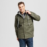 Dickies Men's Quilted Canvas Overshirt With Hood