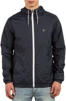 Volcom Men's Ermont Hooded Windbreaker