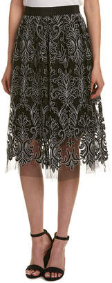 Nanette Lepore High Time A-Line Skirt